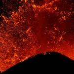 A big lava bubble bursts. © Marc Szeglat