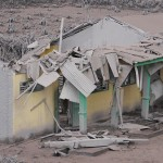 Destroyed school at Sigarang Garang. © Marc Szeglat
