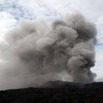 During following days the eruptions were weaker. © Marc Szeglat
