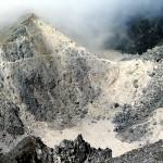 Krater des Sinabung