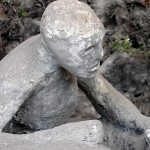 Pompeji Gipsleiche
