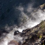 Fumarolen Vesuv
