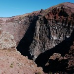 Krater Vesuv