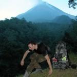 Merapi 2006: Auf Gratwanderung zu den pyroklastischen Strömen