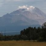 Der Domvulkan Shiveluch ist aktiv und kann jederzeit eruptieren. © Marc Szeglat
