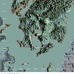 Kleine thermische Anomali. © MODIS