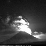 Eruption Im Sattel. © KVERT