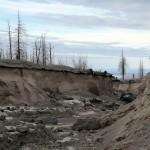 Erosionscanyon im Ignimbrit-Feld.© Marc Szeglat