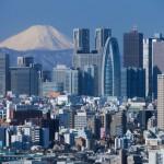 Tokyo und Fuji. © fotolia.com