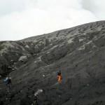 Am letzten Tag wurde die Aktivität geringer und wir wagten den Gipfelsturm. © Marc Szeglat