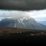 Herdubreid ist ein Tafelberg-Vulkan und der Sitz nordischer Götter. © Marc Szeglat