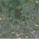 Erdbeben and er Stadtgrenze zu Oberhausen, © ESCM
