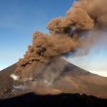 Die Eruption am Pico do Fogo präsentierte ein weites Spektrum vulkanischer Aktivität. © Marc Szeglat