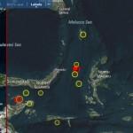 Erdbeben bei Sulawesi. © EMSC