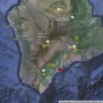 Erdbeben am Kilauea