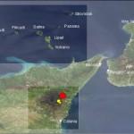 In den letzten Tagen gab es mehrere Erdbeben am Ätna. © INGV