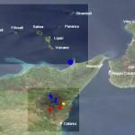 Weitere Erdbeben am Ätna. © INGV