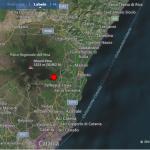 2 schwache Erdbeben bei Sant Alfio. © EMSC
