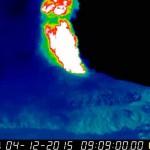 bilder der Thermalcam des INGV