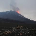 Strombolianische Eruption aus dem NSEC. © Marc Szeglat