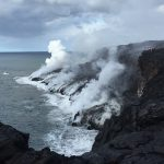 Lavadelta am Kilauea. © HVO