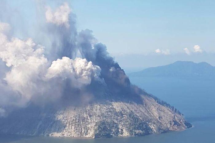 Außergewöhnlich Vulkane.net