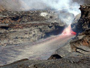 Effusive Eruption