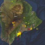 Erdbeben auf Hawaii. © EMSC