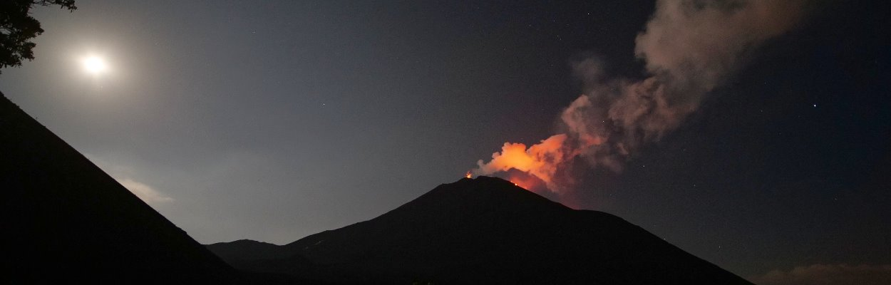 Fuego Panorama