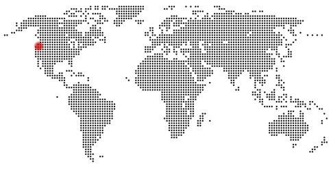 Karte Helens
