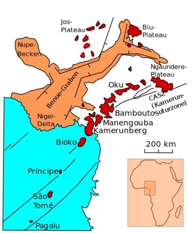 graben in afrika