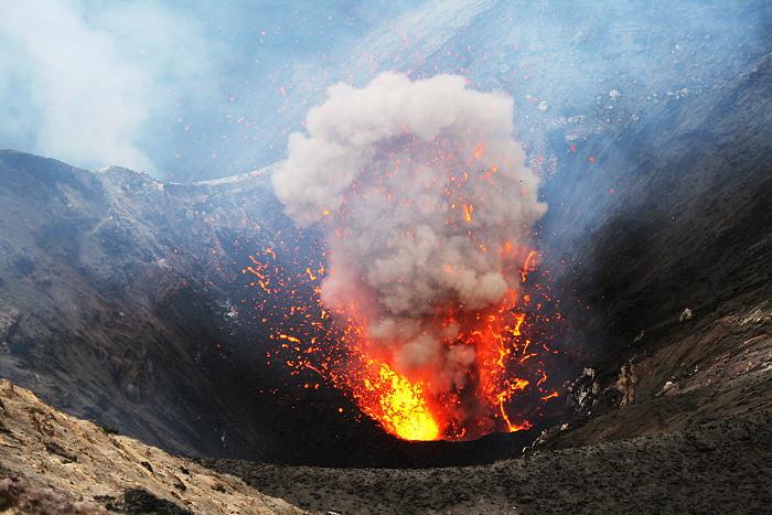 vulkan platin su