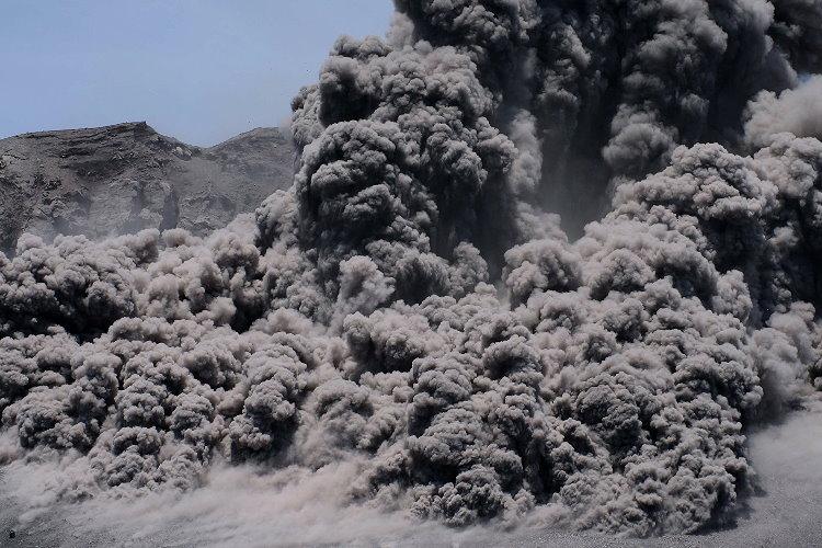 sturm auf den vulkan